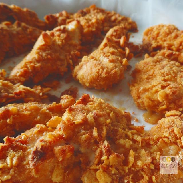 kurczak pieczony marynowany