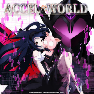 Accel World BD (01 – 24) • Subtitle Indonesia