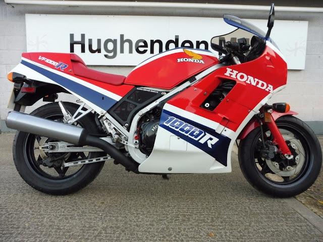 Honda VF1000R Review