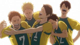 Hellominju.com : ハイキュー!! アニメ 戸美学園高校バレー部 キャプテン 大将優 | Daishō Suguru | Haikyū!! Captains PROFILE  | Hello Anime !