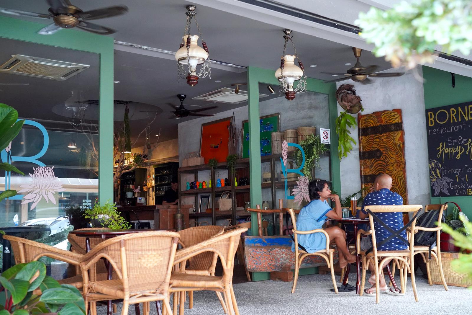 borneo restaurant & bar, bangsar