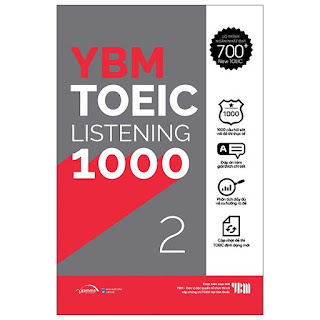 YBM Toeic  LC1000 - Vol 2 audio