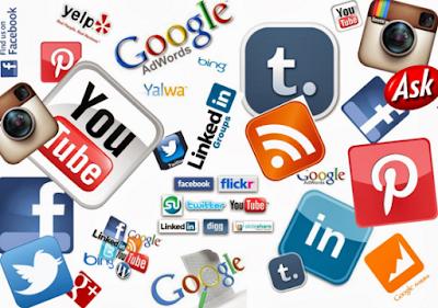 Một số mạng xã hội được nhiều dùng hiện nay