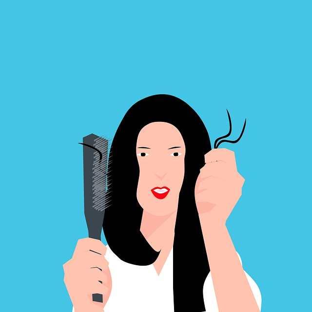 8 أسباب لتساقط الشعر وكيفية محاربته