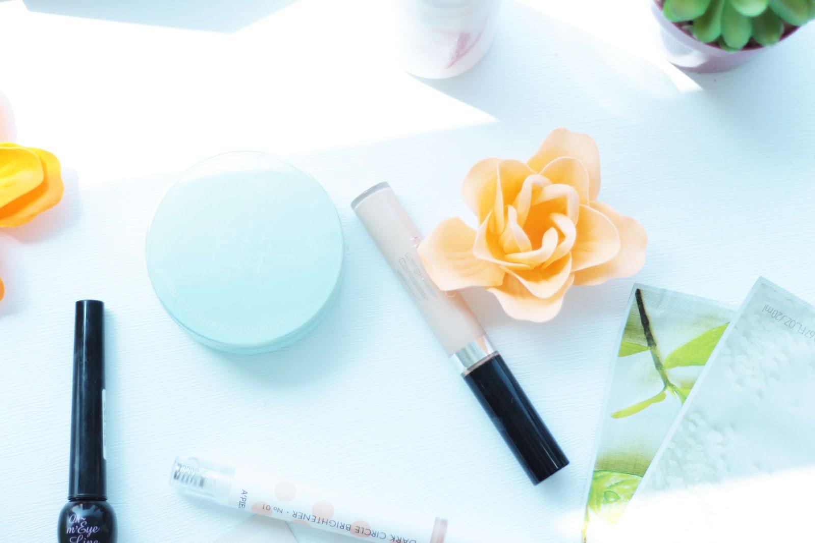 April beauty favourites korean beauty blogger
