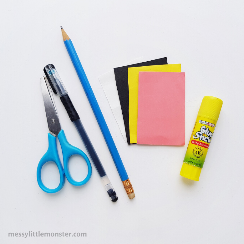 bee craft supplies
