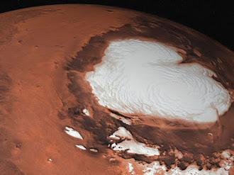 Hallan evidencias de posible vida en Marte