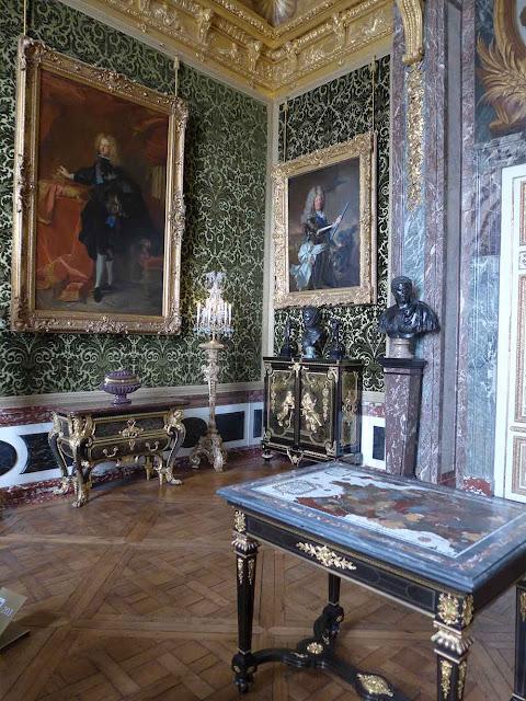 salle château de versailles