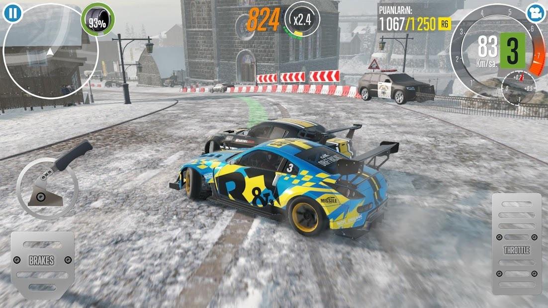 CarX Drift Racing 2 Hileli APK - Sınırsız Altın Elmas Hileli APK