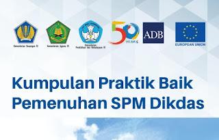 Kumpulan Buku Praktik Baik Pemenuhan SPM Dikdas