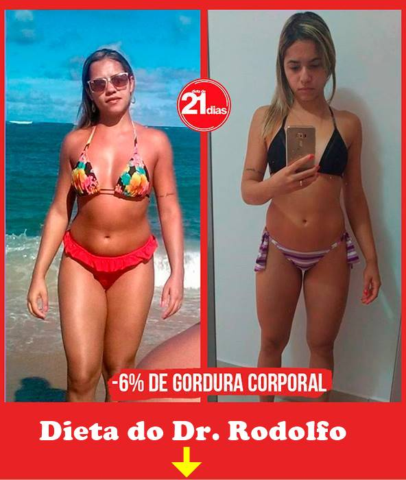 Dieta 21 dias Dr. Rodolfo