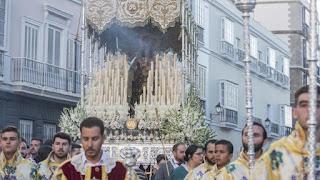 La Virgen del Carmen de Cádiz tampoco saldrá a la calle este año