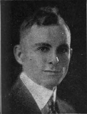 Eugene Cunningham c. 1923