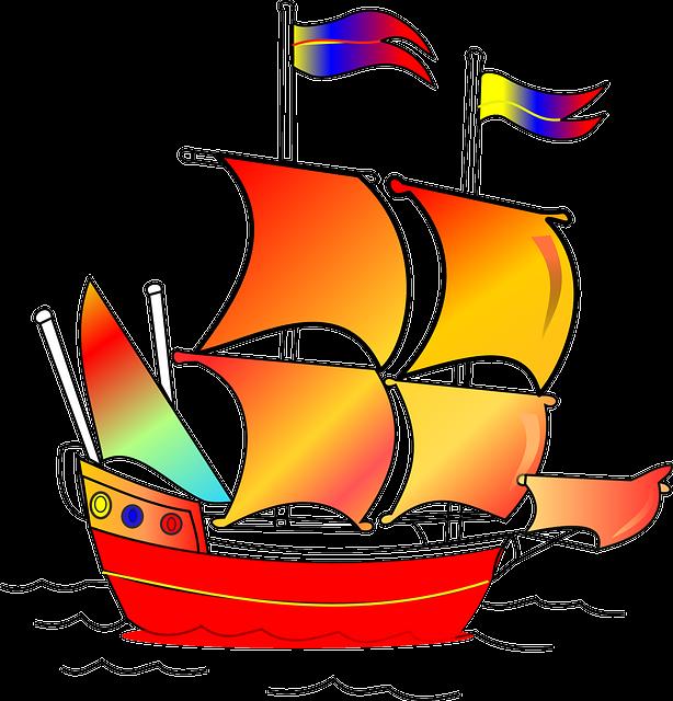 My w trasie: Słownik pojęć żeglarskich - na wesoło