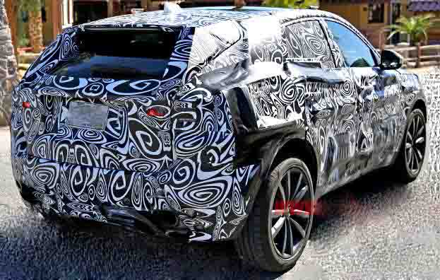 Jaguar E-Pace 2018: características generales y diseño (primeras impresiones)