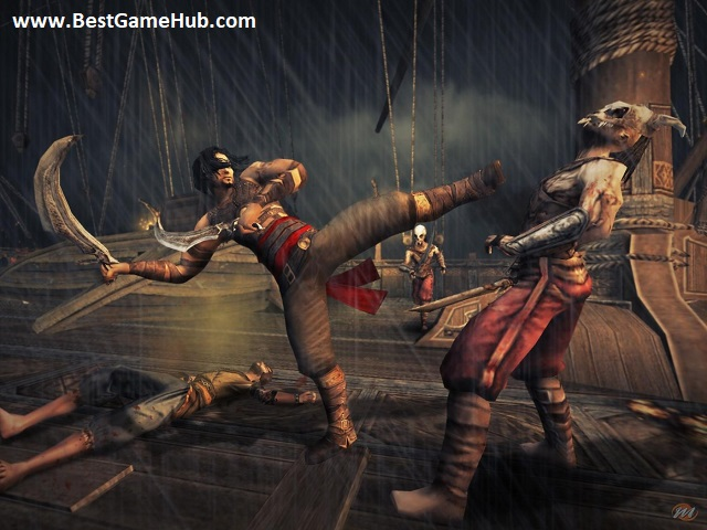 Prince of Persia Warrior Within torrent game download for pc