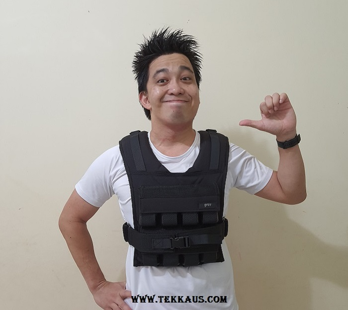 GravGear Weighted Vest-The Best Adjustable Weight Vest