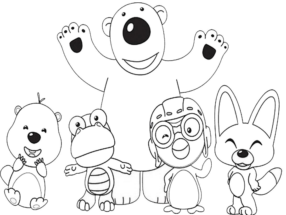 Top Gambar Kartun Doraemon Yang Belum Diwarnai