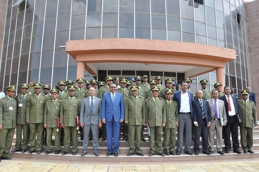 <Ethiopian General seeks asylum in U.S.