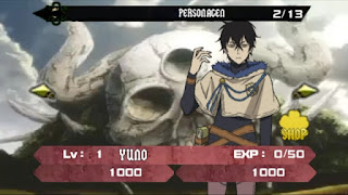 NEW!! BLACK CLOVER BETA (MOD) TAP BATTLE PARA ANDROID