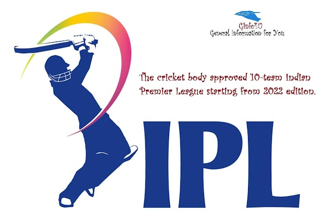 2 New Teams will play in IPL 2022, BCCI Approves Ten Teams