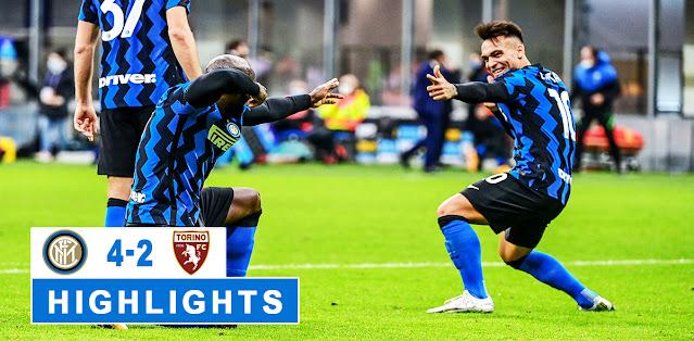Inter vs Torino – Highlights