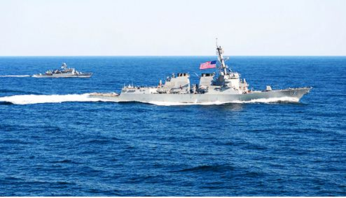 world, china, china news, usa, usa news, warship, beigjing, artificial island, uss lassen, passed,
