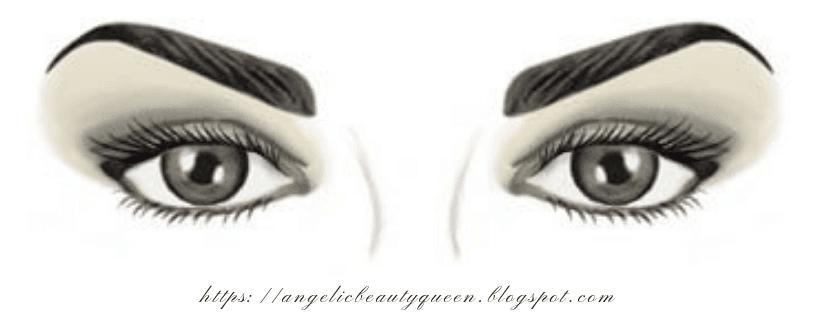 Deep Set Eyes Makeup Tutorial And Makeup Tips And Tricks