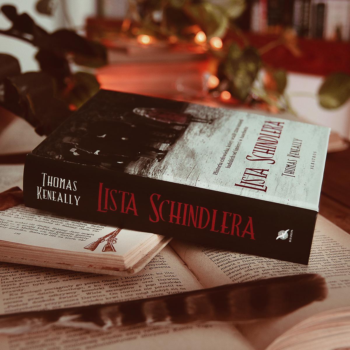 Lista Schindlera - Thomas Keneally