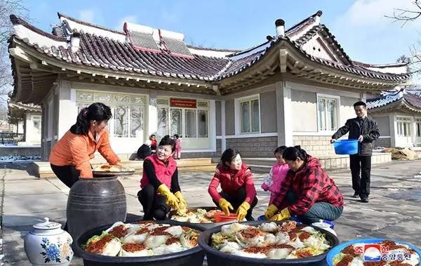 Kimchi-making season