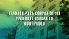 Llamado de la Agencia Nacional de Vivienda (ANV) para compra de 110 viviendas usadas de 1, 2, 3 y 4 dormitorios en Montevideo - Octubre 2021