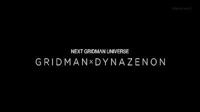 Gridman X Dynazenon Teaser Released