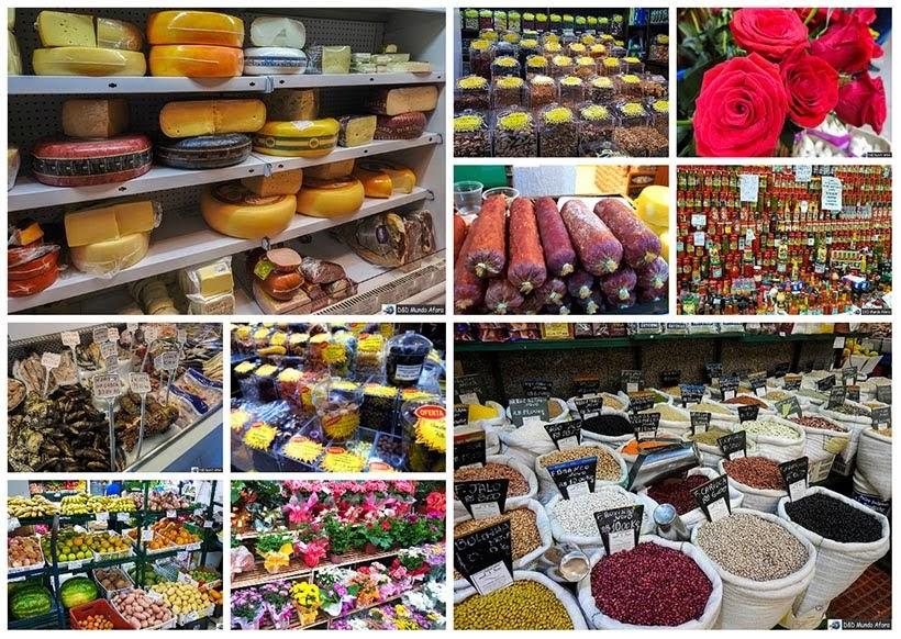 Variedade de produtos no Mercado Municipal de Curitiba: como visitar e o que comprar