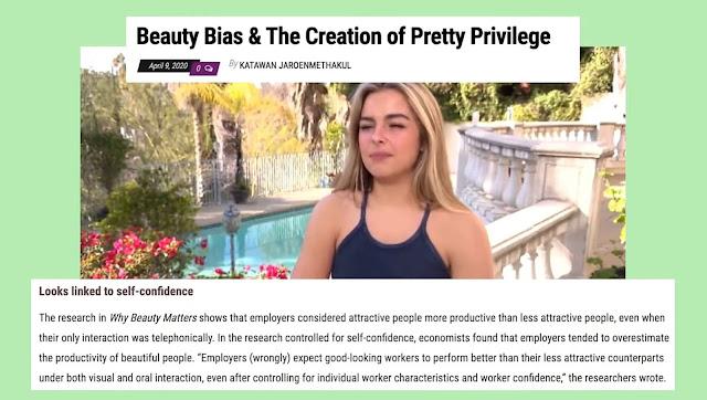 Creation of Pretty Privilege