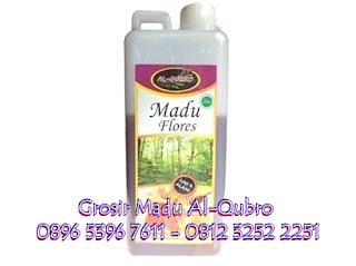 Jual Madu Asli | Jual Madu Murni Al Qubro Hutan Flores 1 KG