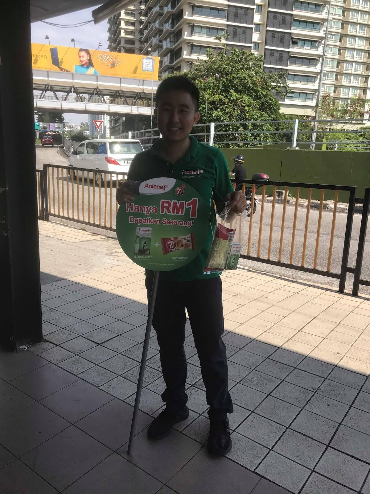 Kebaikan Anlene Uht On The Go Dalam Kehidupan Aktif Saya Susu Coklat Bersempena Dengan Pengenalan Di Pasaran Malaysia Telah Mengadakan Beberapa Kempen Dan Promosi Menarik Bagi Tujuan Produk