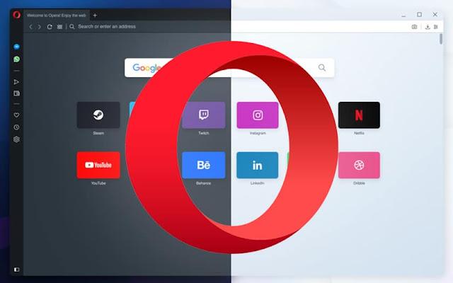 Télécharger Navigateur Opera 2020