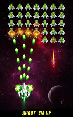تحميل لعبة  Space Squad: Galaxy Attack APK النسخة المهكرة