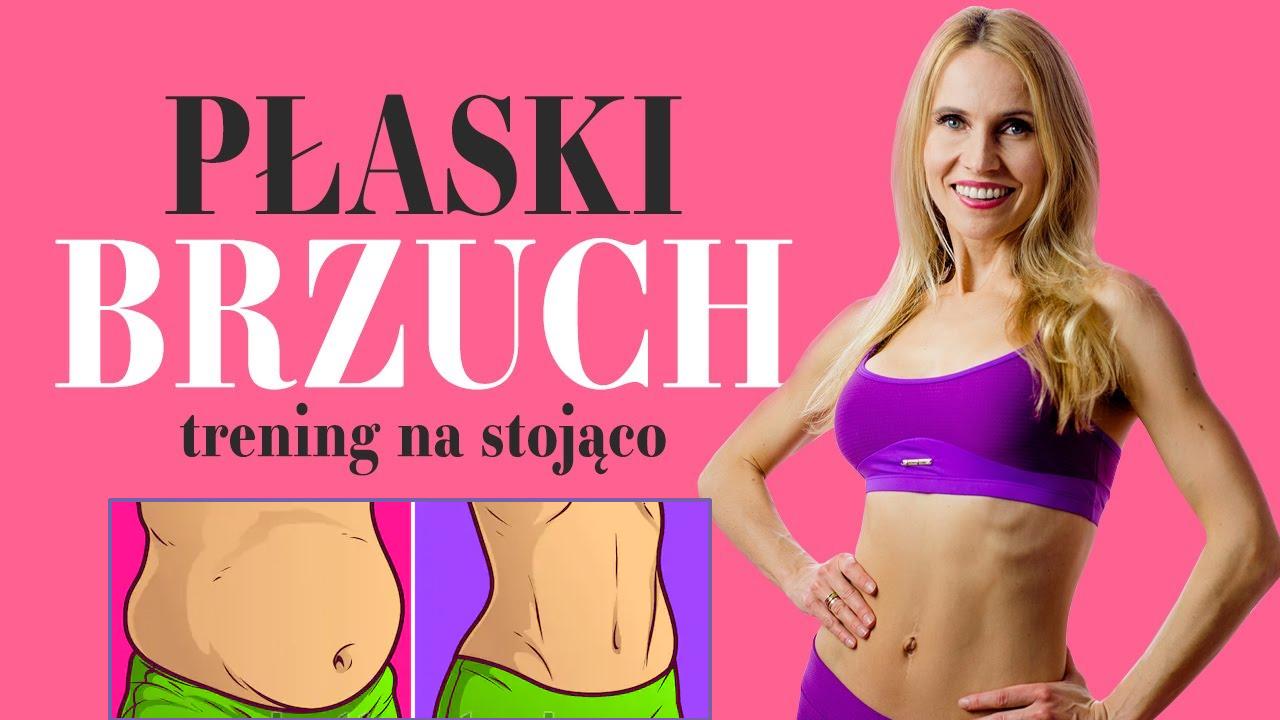 10-minitowy trening na brzuch i szczupłą talię na stojąco od Oli Żelazo