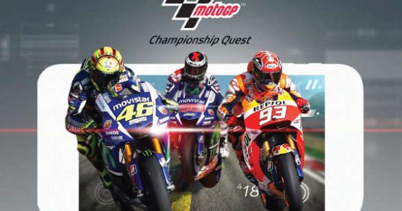 MotoGP Race Championship Quest v1.18 APK MOD + Unlimited Money Terbaru 2017 - Lu-Vi Good Job