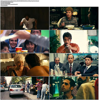 You Dont Mess With The Zohan 2008 UNRATED Hindi Dubbed BRRip 480p 395MB Dual Audio Movie Screenshots