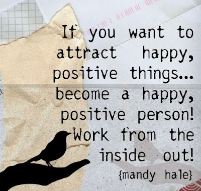 Think Positive Words Quotes