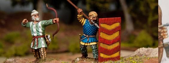 Breaking! Wargames Atlantic: New Hard-Plastic Achaemenid Persians Preview!