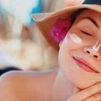 Protección solar para la cara