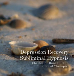 depression recovery hypnosis resources materials