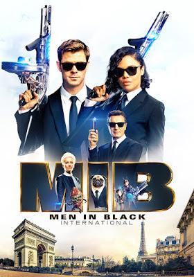 Men In Black International [2019] [DVD9] [R1] [NTSC] [Latino]
