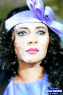 هالة صدقي (Hala Sedki)، ممثلة مصرية