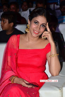 Lavanya Tripathi Gorgeous Stills At Radha Pre release Event8