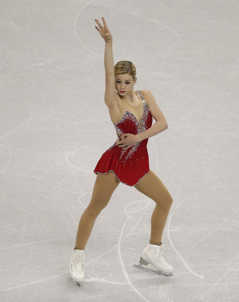 ICE STYLE     2013 ISU World Figure Skating Championships--LADIES