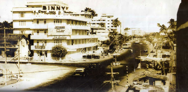 Cochin-M.g-road-on-1965